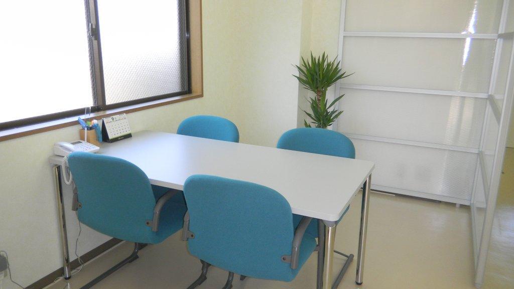 事務所相談室